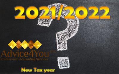 Rok podatkowy 2021/2022 – jakie zmiany?